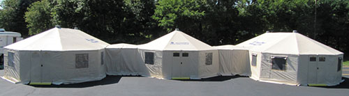 Support Shelter A-700